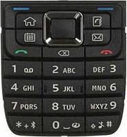 Клавиатура Nokia E51 black