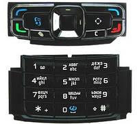 Клавиатура Nokia N95 8G black