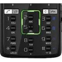 Клавиатура Sony K850 blue3/green9