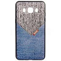 Накладка для Samsung Galaxy J500 J5 силікон Gentleman Series Remax Jeans RM-279