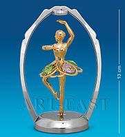 Фигурка Танцующая балерина цв.кр. (Юнион) AR-1287/1