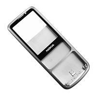 Корпус Nokia 6700 original silver + кнопки