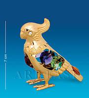 Фигурка Попугай с цв.кр. (Юнион) AR-3786/1