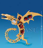 """Фигурка """"Дракон"""" 15,5x8x13 см., с цвет. крист. Crystal Temptations, США"""