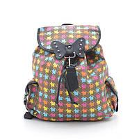 Рюкзак Y005 №6 разноцветный «гусиная лапка»