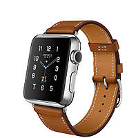 Ремешок Apple watch 38mm Hermès Double Tour Leather /mixed color/