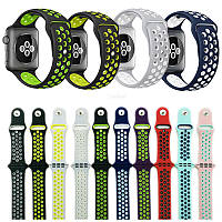 Ремешок Apple watch 38mm Sport Nike /mixed color/