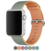 Ремешок Apple watch 38mm Woven Nylon /mixed color/