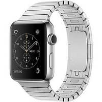 Ремешок Apple watch 42mm Link Bracelet /black/ /white/