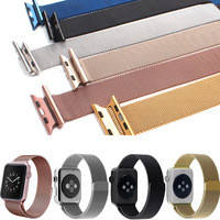 Ремешок Apple watch 42mm Milanese Loop Metal /mixed color/