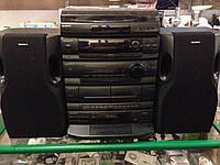 Музыкальный центр Sony HCD-N255 + проигрыватель пластинок Sony PS-LX56