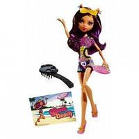 Кукла Монстер Хай( Monster High) Клодин Вульф из серии Мрачный пляж