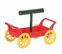 Игрушка Trixie Cart для птиц пластиковая, с жердочкой, 10 см