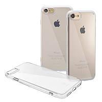 Чехол iPhone 7 Baseus Simple Case (Anti-Scratch)/transparent/