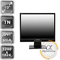"""Монитор 19"""" Hanns G JC199D (TN/4:3/VGA/DVI/колонки) б/у"""