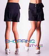 Школьные шорты для девочек