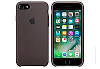Чехол iPhone 7 Silicone Case /cocoa/