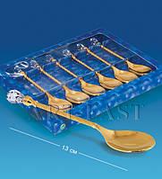 Набор ложек десертных (6 шт) (Юнион) AR-1163
