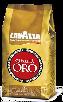 Lavazza Qualita'Oro | зерно, 1кг - ComeOn coffee в Киеве