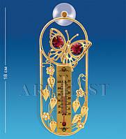 Термометр на липучке Бабочка (Юнион) AR-3726