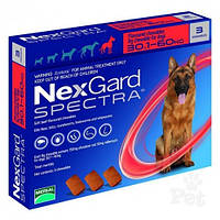 NexGard SPECTRA 30 -60 (НексгардСпектра 30-60)