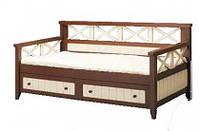 """Кровать-диван с ящиками """"Океан"""""""