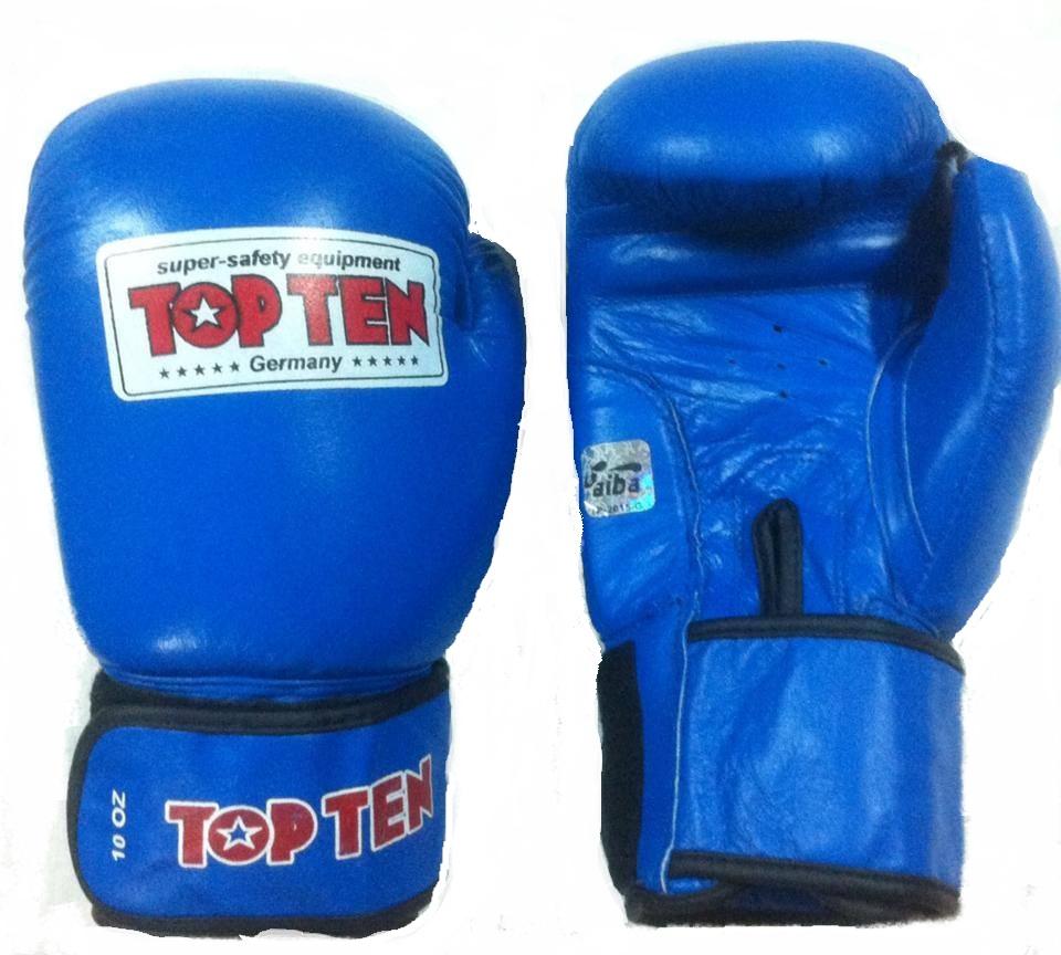 Боксерські рукавички AIBA TopTen