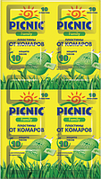 PICNIC Family пластины от комаров 10 шт