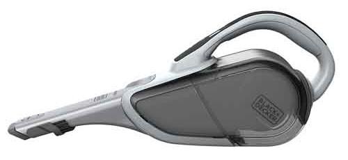 Портативный пылесос Black&Decker CYCLONIC DVJ215J (ручной пылесос)