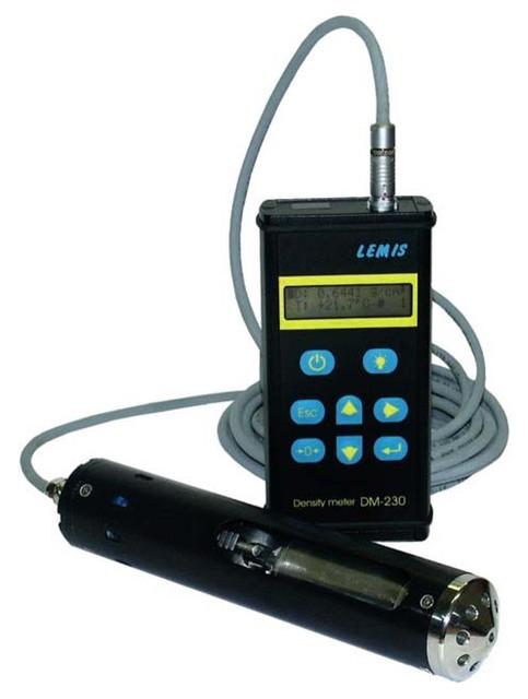 Портативный плотномер DM-230.1А