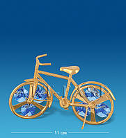 """Фигурка """"Велосипед"""" 11x2,5x6,5 см., Crystal Temptations, США"""