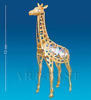 """Фигурка """"Жираф"""" 8x3x13 см., Crystal Temptations, США"""