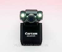 Видеорегистратор CARCAM P5000 HD качество