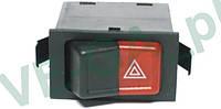 Фольксваген Гольф 1 I 76-83 Переключатель выключателя аварийной сигнализации кнопка аварийки тумблер