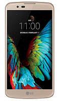 "Смартфон  LG K10 (K410) DUAL SIM GOLD (5.3"", IPS, 1280x720)/ MediaTek MT6582 (1.3 ГГц)/ основная кам"