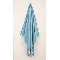 Полотенце Barine Pestemal - Engin Turquoise 100*180