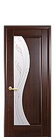 Дверь межкомнатная Эскада с матовым рисунком ТМ Новый Стиль
