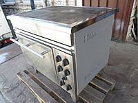 Плита электрическая промышленная ЭПК-4ШБ  б/у, купить плиту для кафе, ресторана бу, фото 1