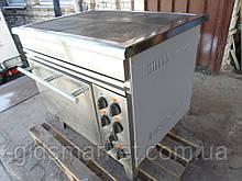 Плита электрическая промышленная ЭПК-4ШБ  б/у, купить плиту для кафе, ресторана бу
