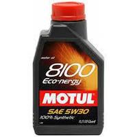 Масло моторное Motul 8100 ECO-NERGY SAE 5W30 (1L) 812301 102782