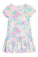Платье трикотажное H&M для девочки