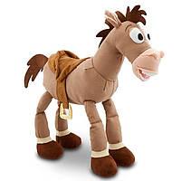 """Мягкая игрушка Дисней/Disney Конь Буллзай 43 см. """"История игрушек"""" 1231055501858P"""