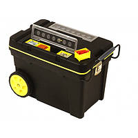 """Ящик с колесами """"Pro Mobile Tool Chest"""" пластмассовый со съемными отделениями в крышке STANLEY 1-92-904"""