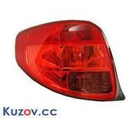 Фонарь задний Suzuki SX4, Fiat Sedici  хетчбек 06- правый (DEPO) 0071742458