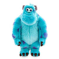 """Мягкая игрушка Дисней/Disney Джеймс Пи """"Салливан"""" 38 см. 1231055502358P"""