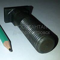 Болт для станочных пазов с прямоугольной головкой М20х80 DIN 188 производство ТАНТАЛ сталь 45