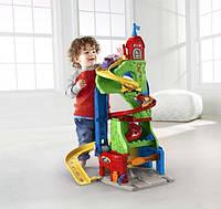 Детский игровой трек Горный городок, DFT71 Fisher Price/Фишер Прайс