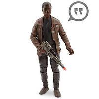 """Интерактивная коллекционная фигурка Finn Фин """"Star Wars/Звездные войны : Пробуждение силы"""" 34 см."""