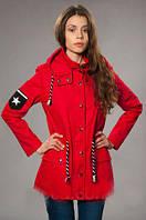 Женская куртка - парка