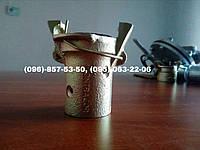 Сцепление байонетное стальное CQT-1 на рукав 25х39 мм
